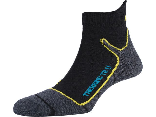 P.A.C. TR 1.1 Trekking Superlight Calcetines Mujer, anthracite